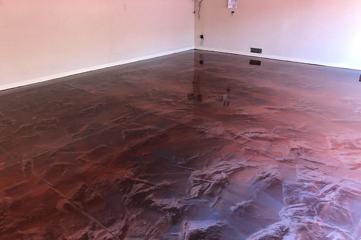 Metallic Garage Floor Coatings - Epoxy It Socal