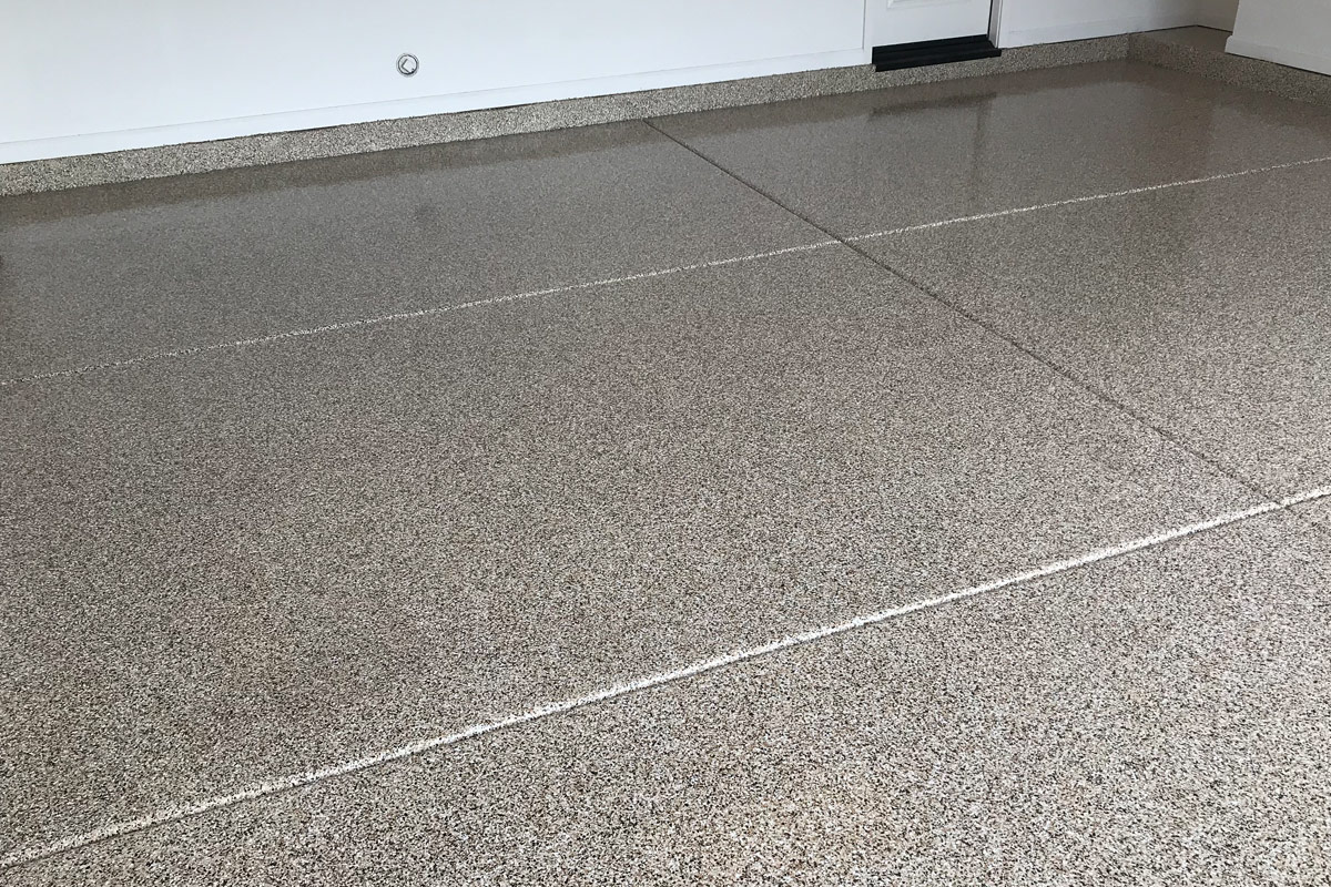 Vinyl Chip Garage Floor Coatings Epoxy It Socal